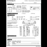 32 FS-30-2 Blockrahmen